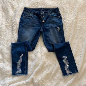 Imperial star girl jeans